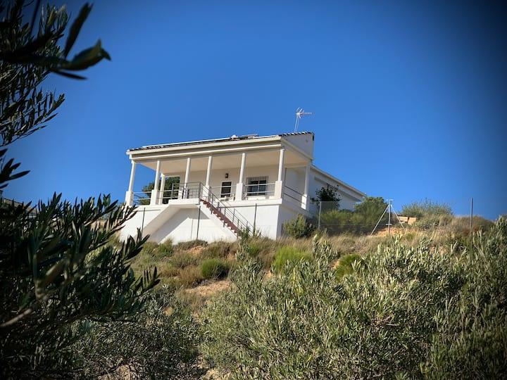 Casa GRAN PANORAMA met spectaculair groen uitzicht
