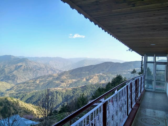 Home stay in an Orchard With Serene View - Shimla - House