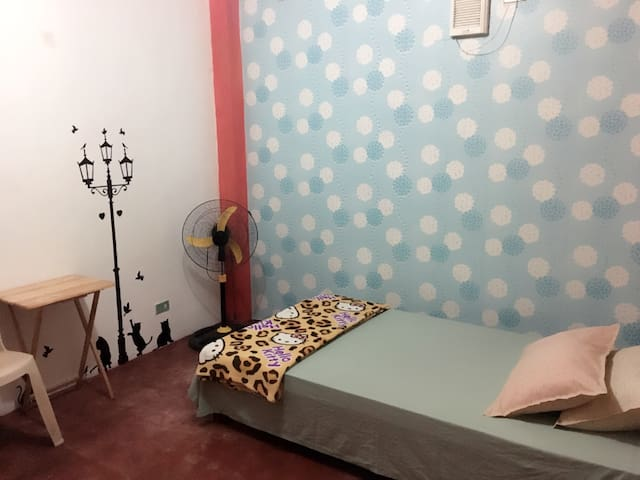 Complete Amenities near town room for 2 - Baguio City - Appartement