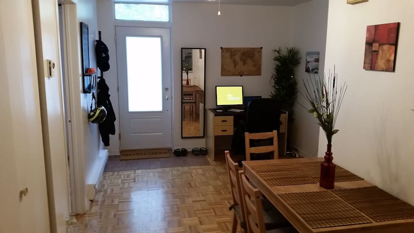 Cozy room in plateau - Mile End