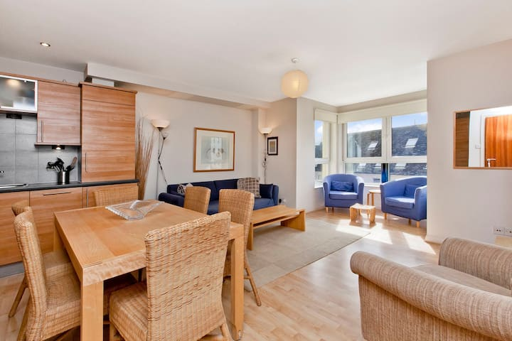 Modern Braemore One Bedroom Apartment - Leith Area