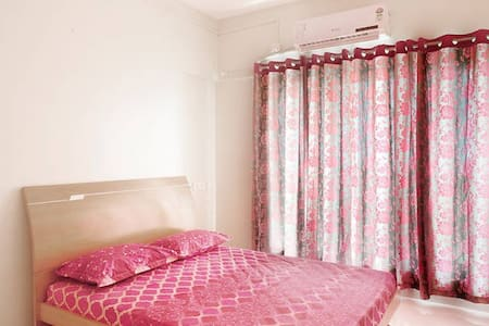 Fully Furnished Bedrooms For Daily Leasing - Mumbai - Leilighet