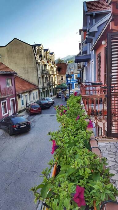 View - balcony