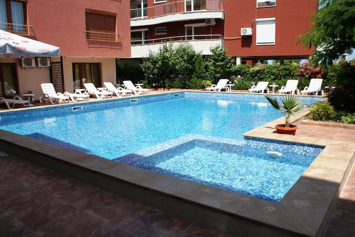 апартамент на 1 линии - Burgas - Wohnung
