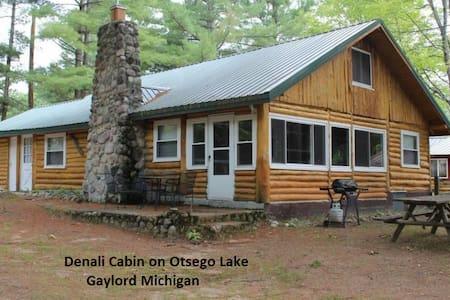 Denali Cabin at Corey Cove Otsego Lake