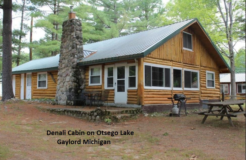 Merveilleux Denali Cabin At Corey Cove Otsego Lake   Cabins For Rent In Gaylord,  Michigan, United States