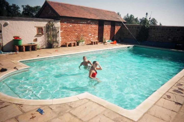 Silverstone Bed and Breakfast - Maidford - Bed & Breakfast