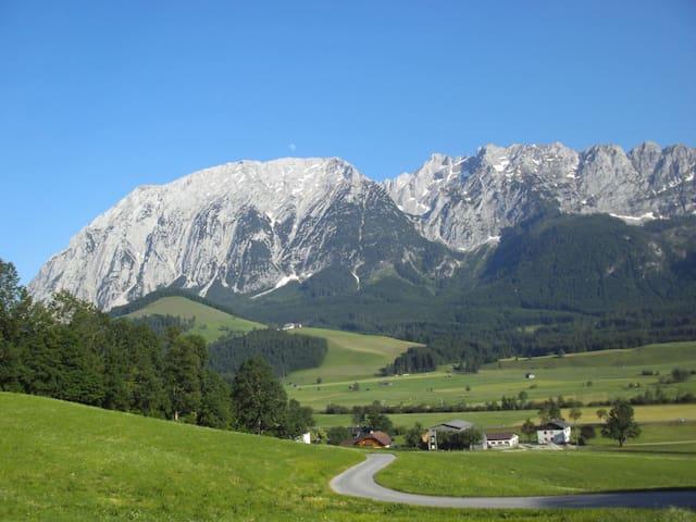 Appartement Blick Kammspitze