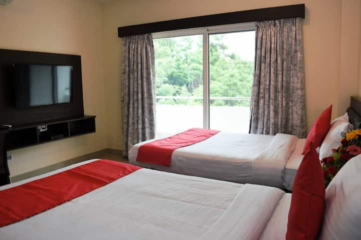 The Acco Corporate Guest House Room No.8