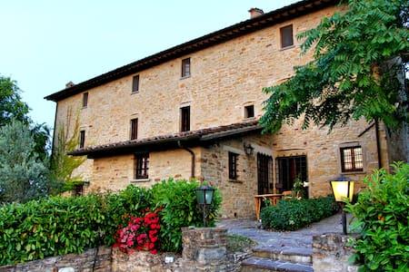 16C Villa in the heart of Umbria - Pietralunga
