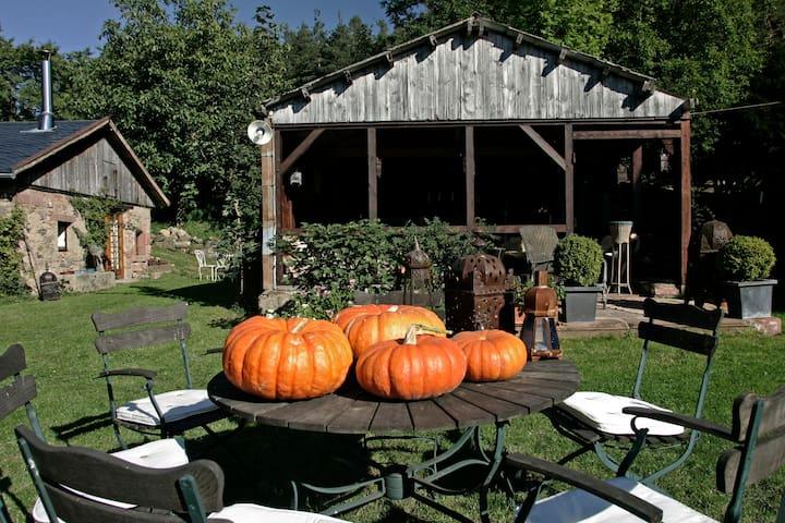 LES FERMES DE PINPIN A LABAROCHE - SMALL FARMHOUSE