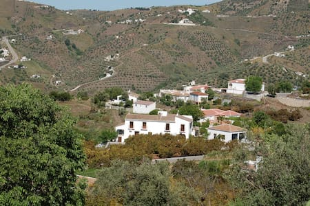 finca el cortijillo,1 bedroom breakfast incl. 79€ - Canillas de Albaida