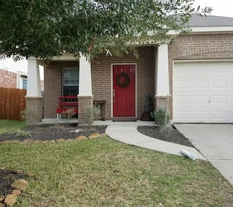 Super Bowl Weekend Home - Tomball - Casa
