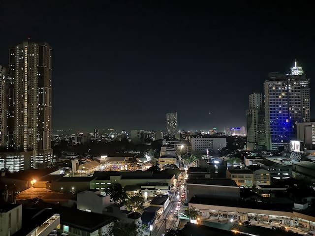 Cebu City centrally located studio w/ a view