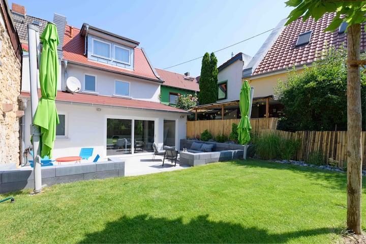 Lieblingshaus - Charmantes & modernes Fachwerkhaus