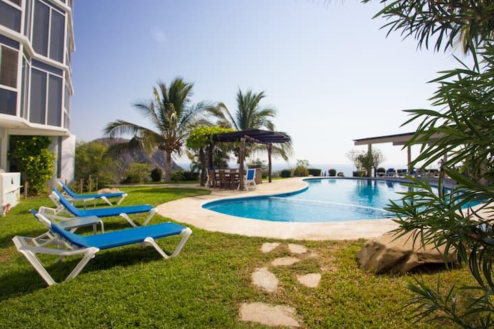 Ocean Views in Authentic Mexico - Puerto Angel