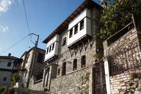 Villa Kary (amazing view) - Makrinitsa - 连栋住宅