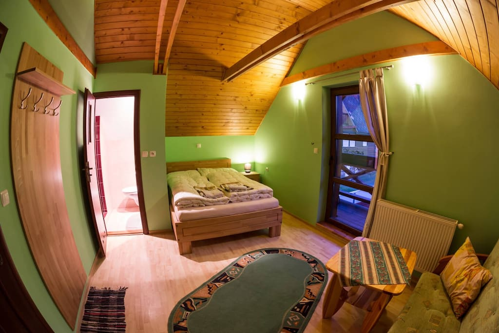 Double room Vysne Ruzbachy