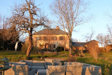 Huge house with garden for 15 ! - Saint-Hilaire-Peyroux - Haus