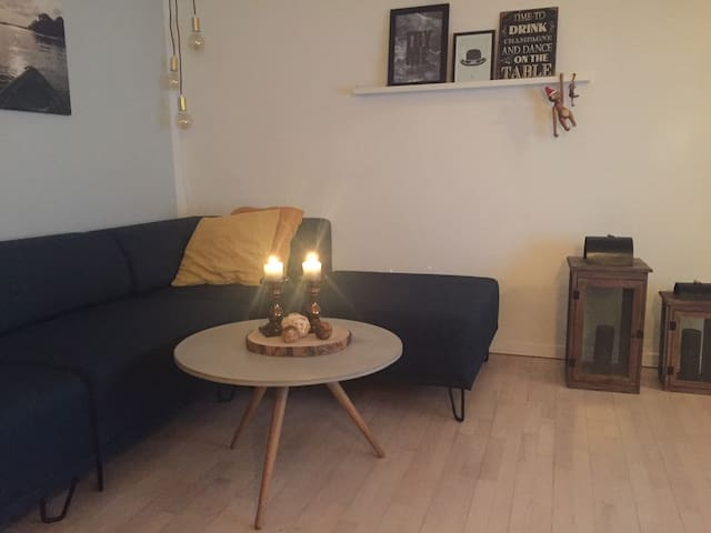 Cozy room in Østerbro close to park and beach