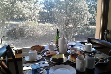 LaCasonadeRequijada  5km de PEDRAZA - Requijada - Bed & Breakfast