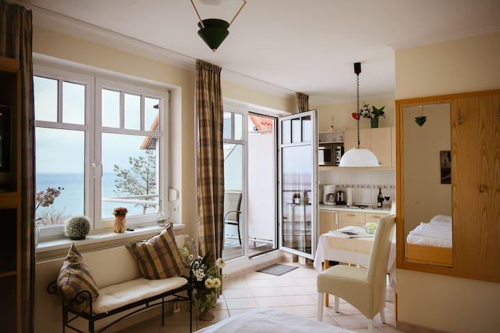 Strandhaus Brunhild - Ferienwohnung 44