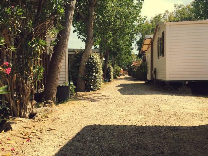 Mobilhome Saint Tropez