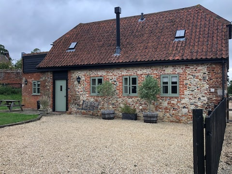 Idyllic cottage only 3 miles from Bury St Edmunds