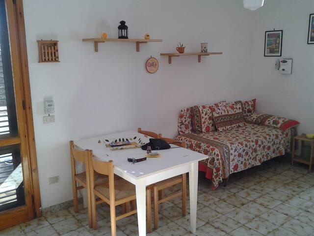 Appartamento arredato per 6 posti a 200mt dal mare - Porto Cesareo