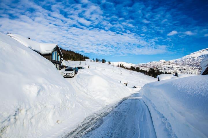 Sogndal Skisenter Hodlekve - Intersporthytta