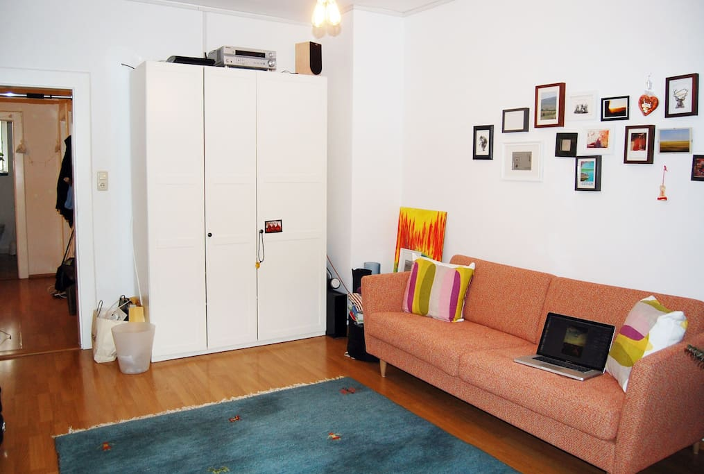 Dein Zimmer / your room