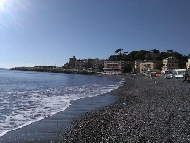 Splendid apartment near beaches and Boccadasse