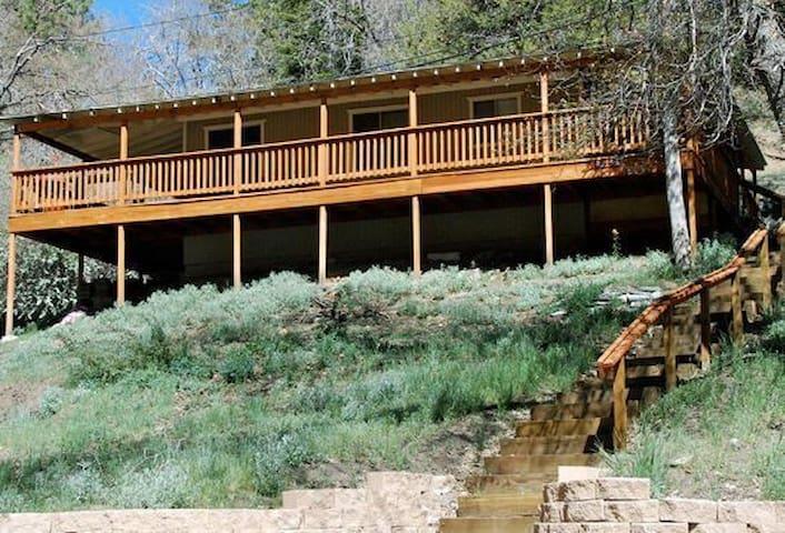 Little quiet cozy cabin - Big Bear Lake - Chalet