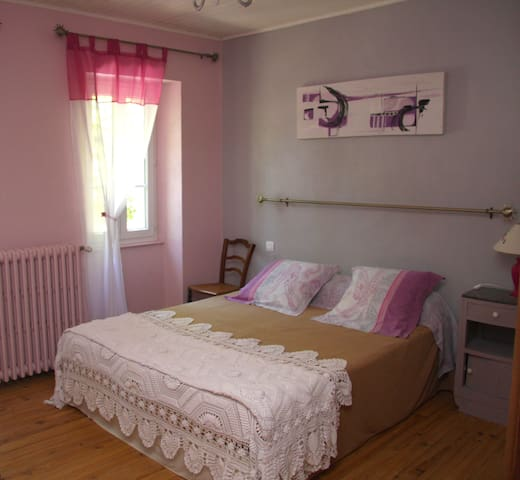 CHAMBRE ORCHIDEE