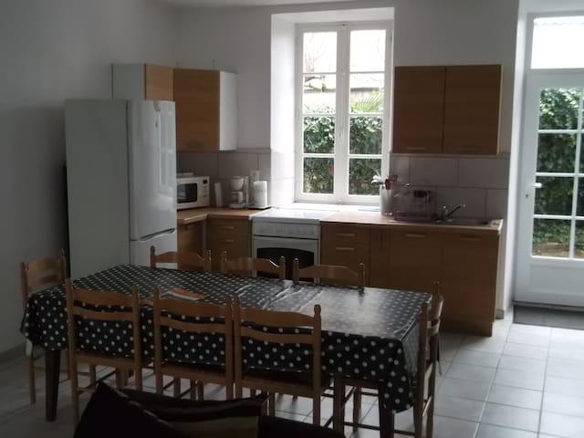 Maison 150 m² - Ile d'Oléron - 10 personnes - Saint-Pierre-d'Oléron