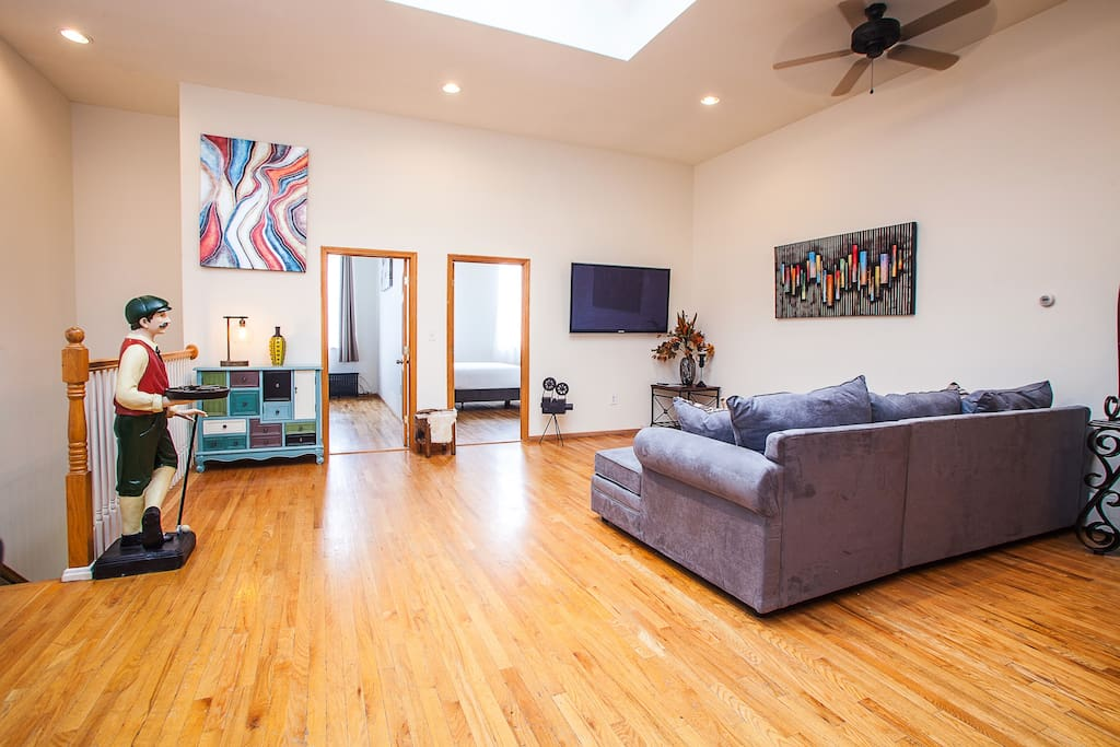 Williamsburg 3 Bedroom Private House Sleep 8 Houses For Rent In Brooklyn New York United States