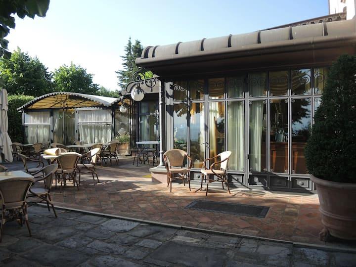 Villa Bianca Tuscany