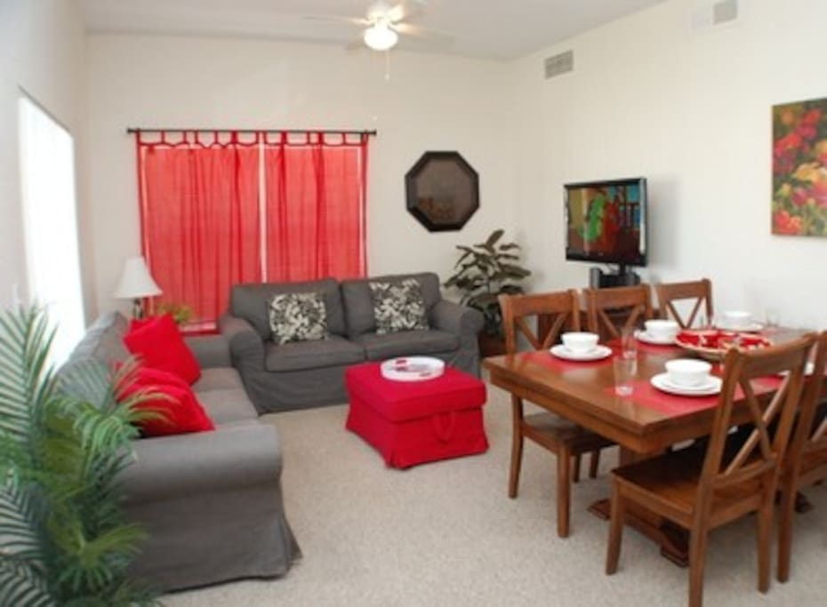 Sweet Home Vacation Disney Rentals Vacation Homes Florida Orlando Villas At Seven Dwarfs Lane.
