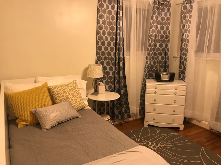 Small bedroom on first floor