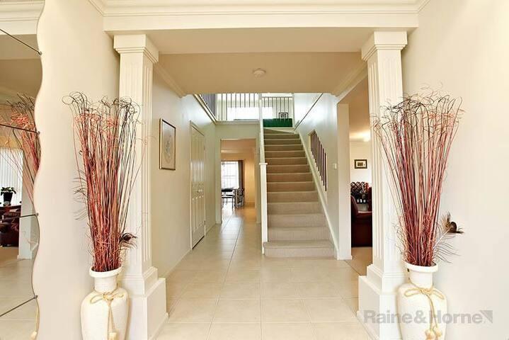 Modern Clean Surburia + Big Family Spaces