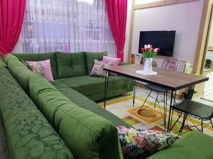 (D3) The best residance/квартиры ANTALYA