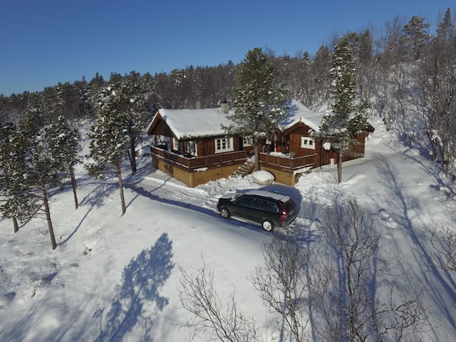 Luxurious & cosy cabin in beautiful Malangen - Mestervik