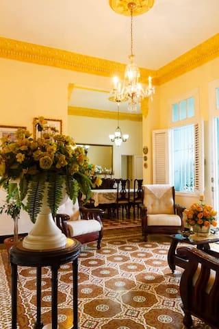 Villa Lazàro,Miramar,Cuarto - La Habana - Rumah