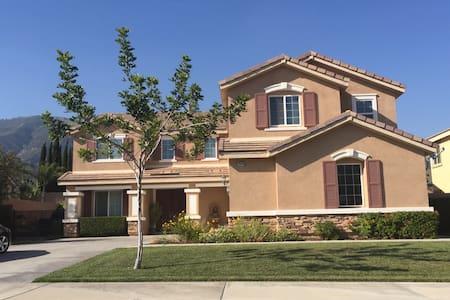 Close to Cal State University/NOS - San Bernardino