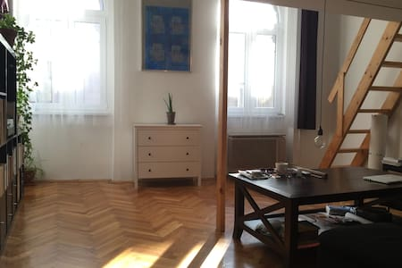Cozy one room flat in the heart of Budapest - Budapest