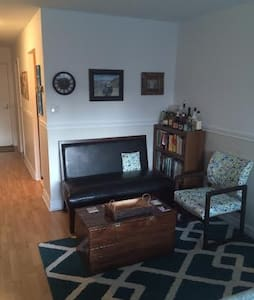 Sunny Downtown Studio Beside Metro - Montréal - Appartamento