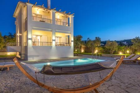 Villa Margie - Πλάνος