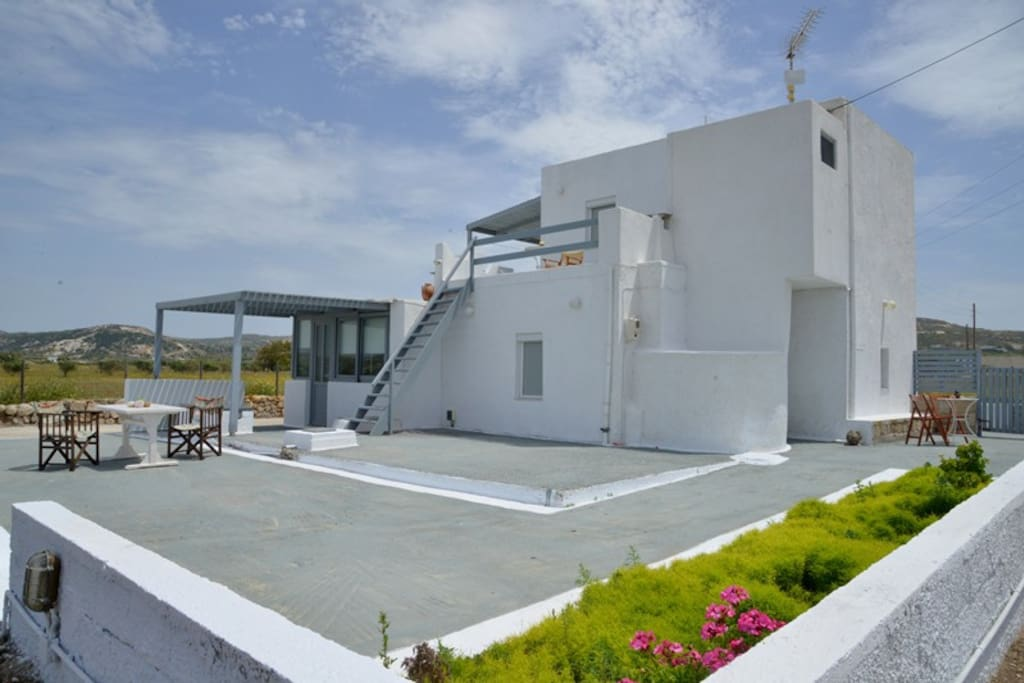 Our Zefyria house view 1