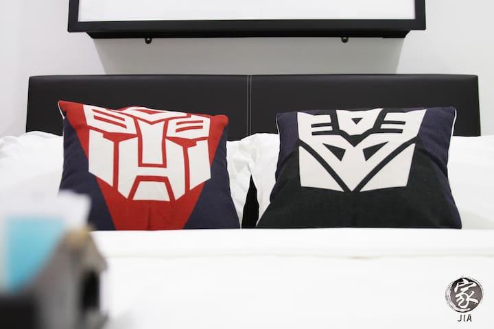 Transformers @ 家 Majestic Ipoh J7