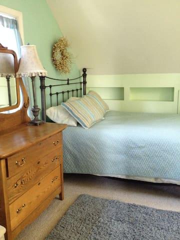Charming One Bedroom Furnished Loft